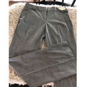 NWT New York & Company Houndstooth Dress Pants